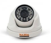 Câmera Dome Infravermelho 20M 1/3 1000L Digital CMOS NZ-1E2B23 Branco