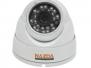 Câmera Dome Infravermelho 20M 1/3 500L NZ-2 Branco