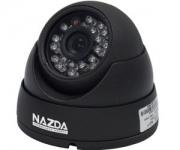 Câmera Dome Infravermelho 20M 1/3 700L NZ-3 Chumbo