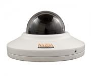 Câmera Dome IP HD 1.3MP CMOS Lente Fixa 3.6mm PoE