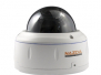 Câmera Dome IP HD 1.3MP CMOS Lente Varifocal 2.8-12mm PoE