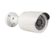 Câmera IP HD 1.3MP CMOS Lente Fixa 3.6mm PoE
