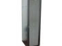 Rack Fechado 19 44U x 600 x 600 mm para Piso Preto