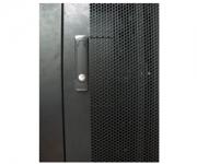 Rack Fechado 19 44U X 800 X 1000mm para Piso Preto Nazda