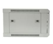 Rack Mini 19 04U x 450 mm para Parede Bege Nazda