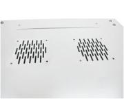 Rack Mini 19 12U X 600mm para Parede Bege Nazda