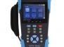 Testador de CFTV e Redes 3.5 pol. NZ-SKQ Nazda ,com cable scan, localizador de falha,TDR break